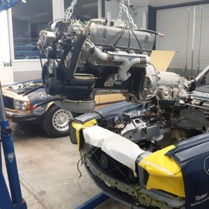 Mercedes Classic Service Itterbeck